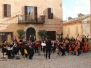 Concerto nel paese terremotato di Sarnano (MC) il 17 settembre 2017