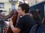Backstage di Casalmaggiore settembre 2011