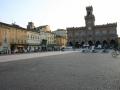 La piazza di Casalmaggiore