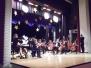 Il primo concerto dell'orchestra Junior a Suisio nel 2013