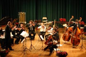 L'Orchestra d'Archi in Sala Greppi