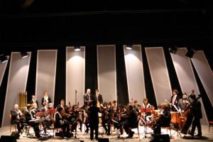 L'Orchestra a Ponte san Pietro