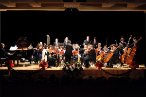 L'orchestra nel dicembre 2011