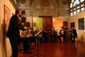 L'Orchestra d'Archi all'ex Ateneo