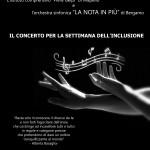 Locandina concerto Mapello ottobre 2017